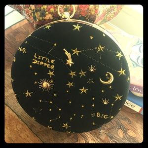 New ⭐️💫 Star Vintage Look Clutch Purse
